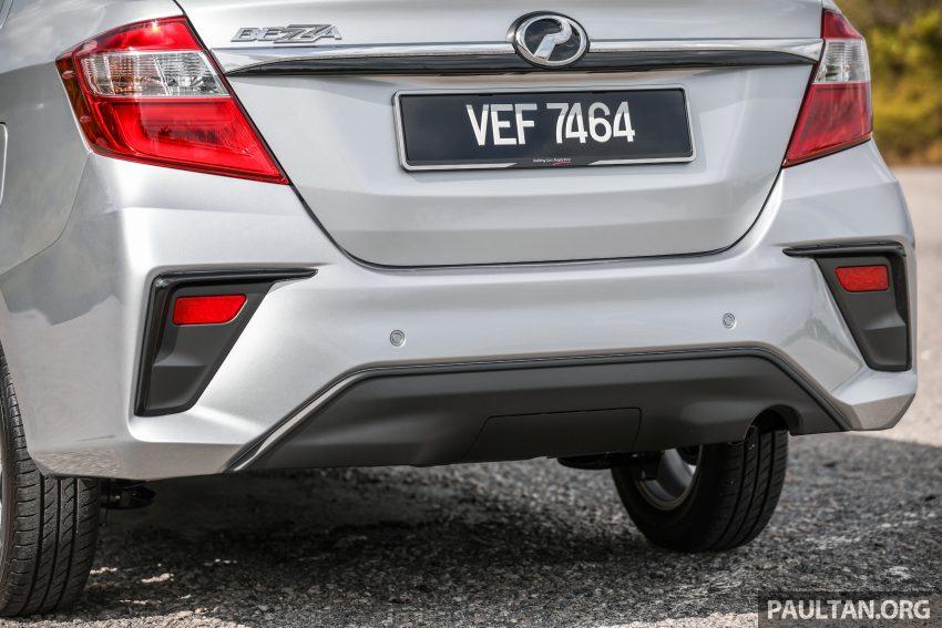 Perodua Bezza 小改款开卖才两周, 交车量已达2,000辆 Image #115268