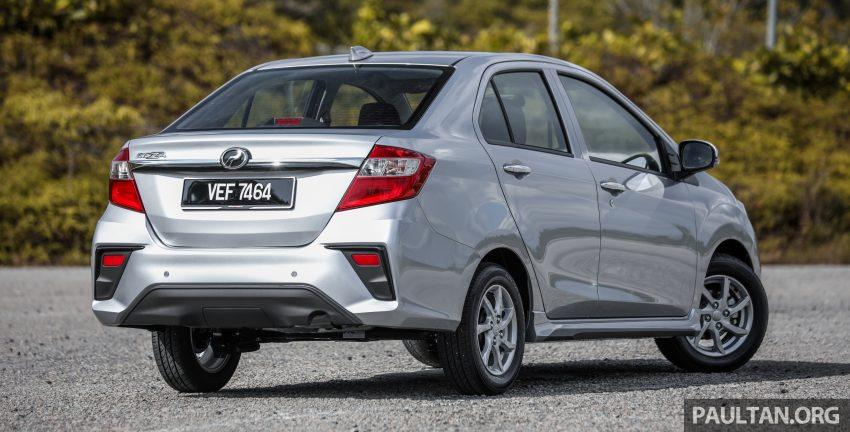 Perodua Bezza 小改款开卖才两周, 交车量已达2,000辆 Image #115243