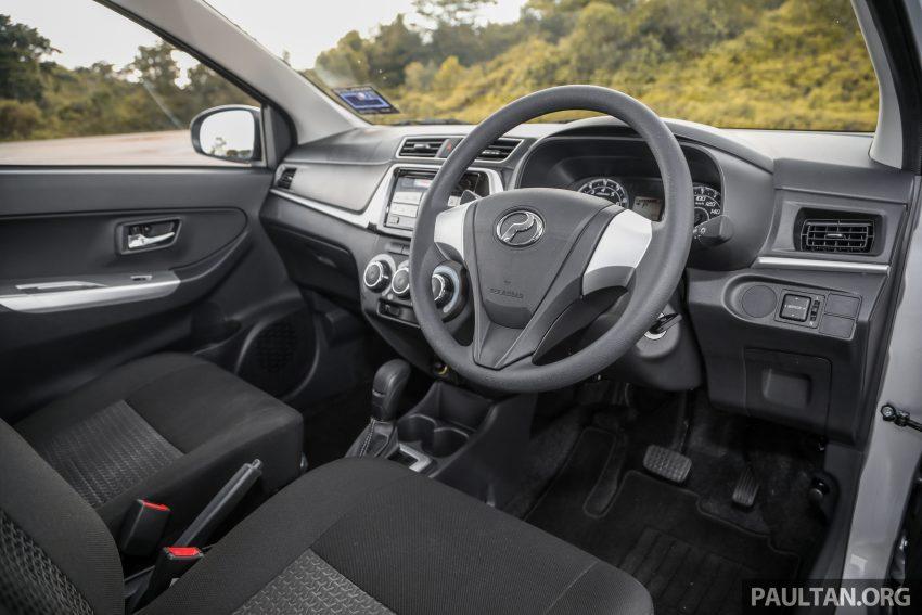 Perodua Bezza 小改款开卖才两周, 交车量已达2,000辆 Image #115272
