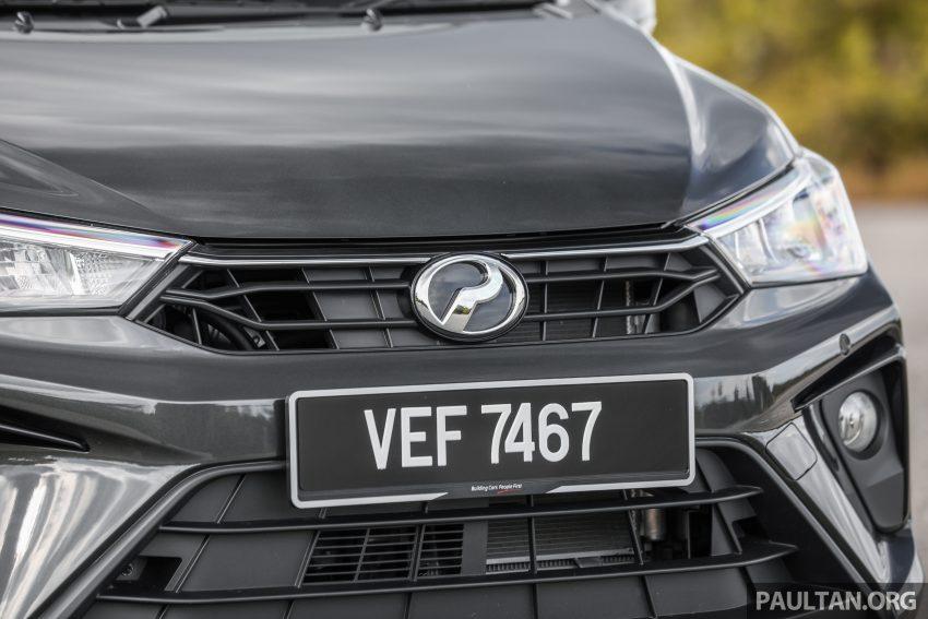 Perodua Bezza 小改款开卖才两周, 交车量已达2,000辆 Image #115323