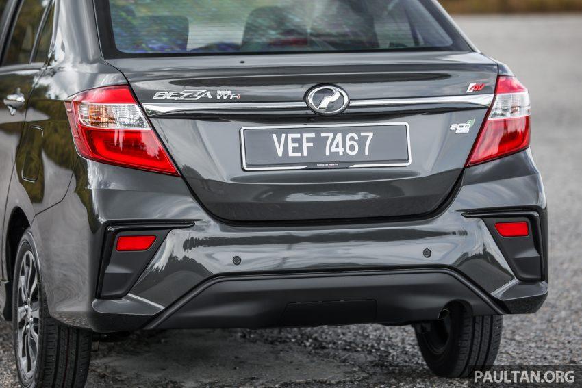 Perodua Bezza 小改款开卖才两周, 交车量已达2,000辆 Image #115331