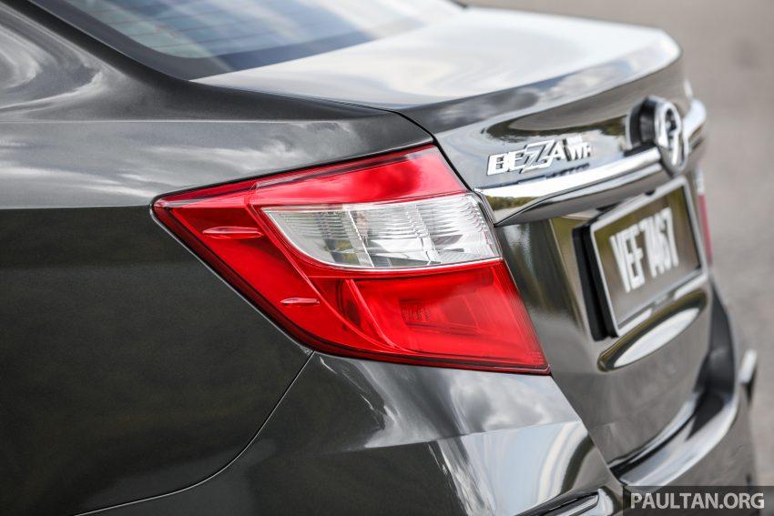 Perodua Bezza 小改款开卖才两周, 交车量已达2,000辆 Image #115333