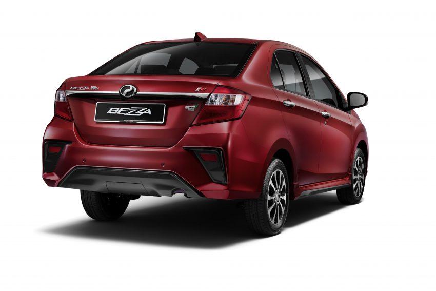 2020 Perodua Bezza 小改款上市, 4等级价格从3.46万起 Image #114100