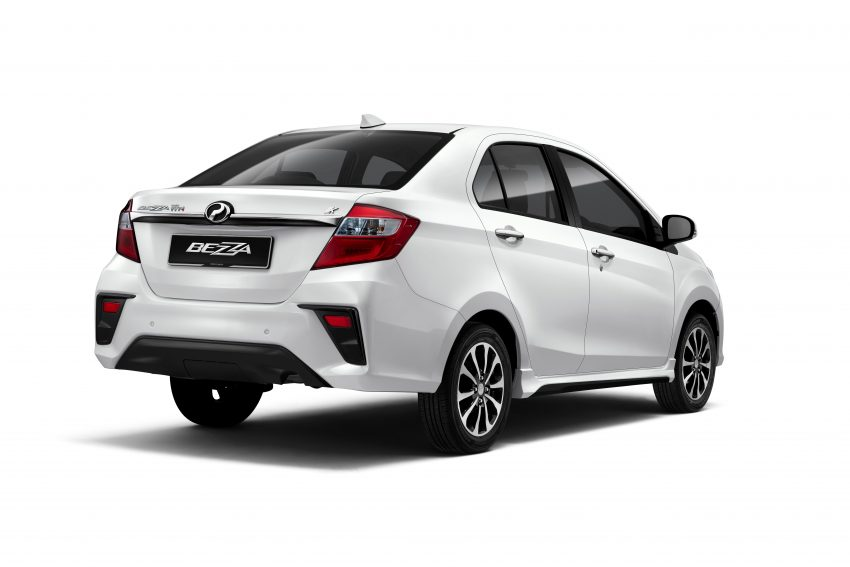 2020 Perodua Bezza 小改款上市, 4等级价格从3.46万起 Image #114110