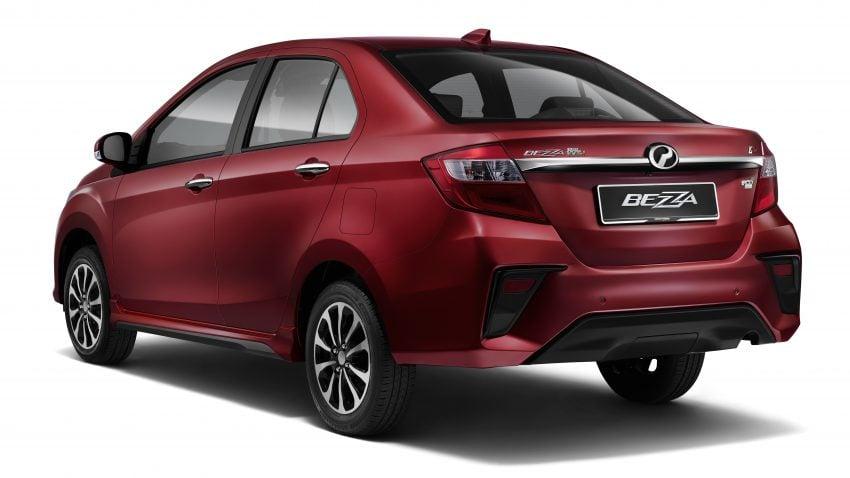 2020 Perodua Bezza 小改款上市, 4等级价格从3.46万起 Image #114101