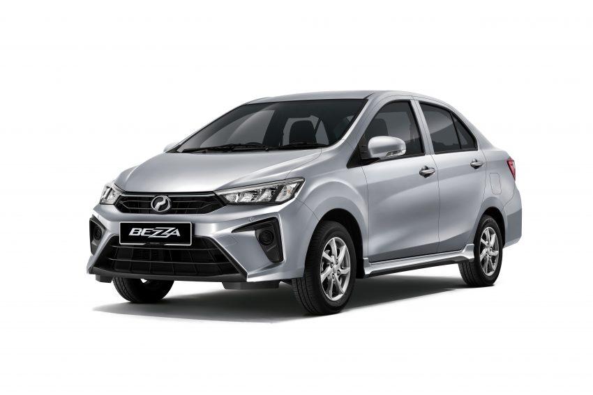 2020 Perodua Bezza 小改款上市, 4等级价格从3.46万起 Image #114117