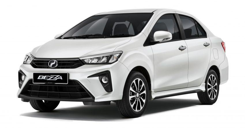 2020 Perodua Bezza 小改款上市, 4等级价格从3.46万起 Image #114111