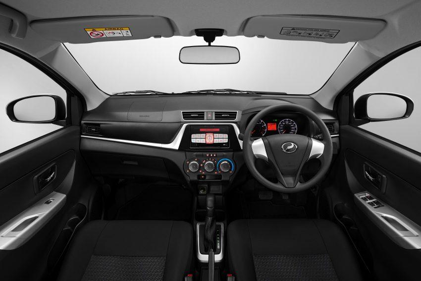 2020 Perodua Bezza 小改款上市, 4等级价格从3.46万起 Image #114120