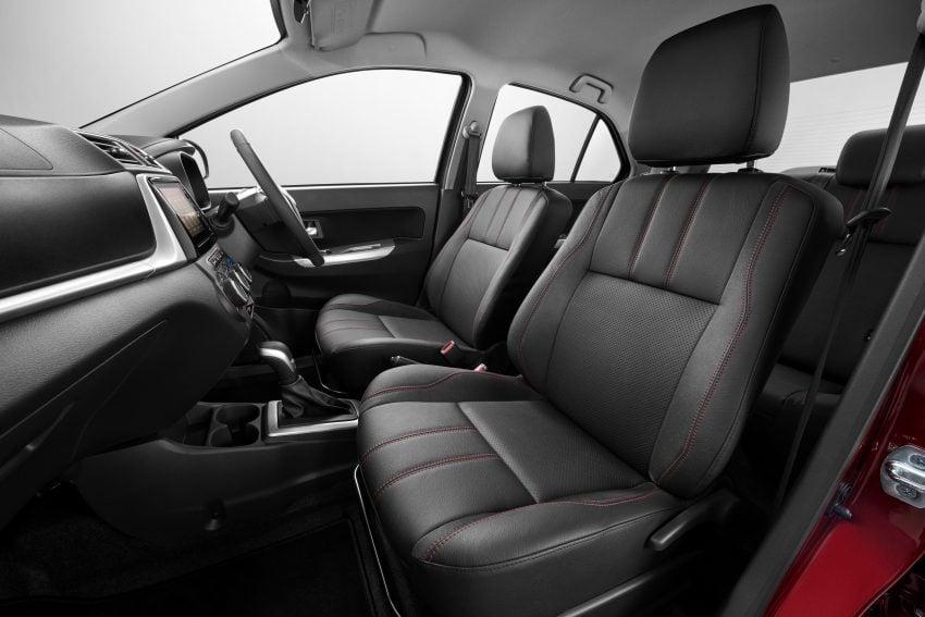 2020 Perodua Bezza 小改款上市, 4等级价格从3.46万起 Image #114108
