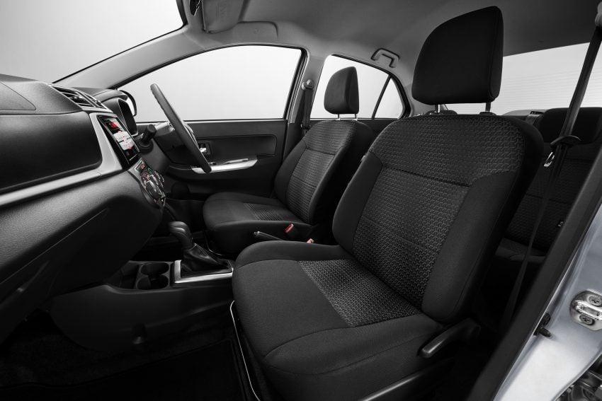 2020 Perodua Bezza 小改款上市, 4等级价格从3.46万起 Image #114121