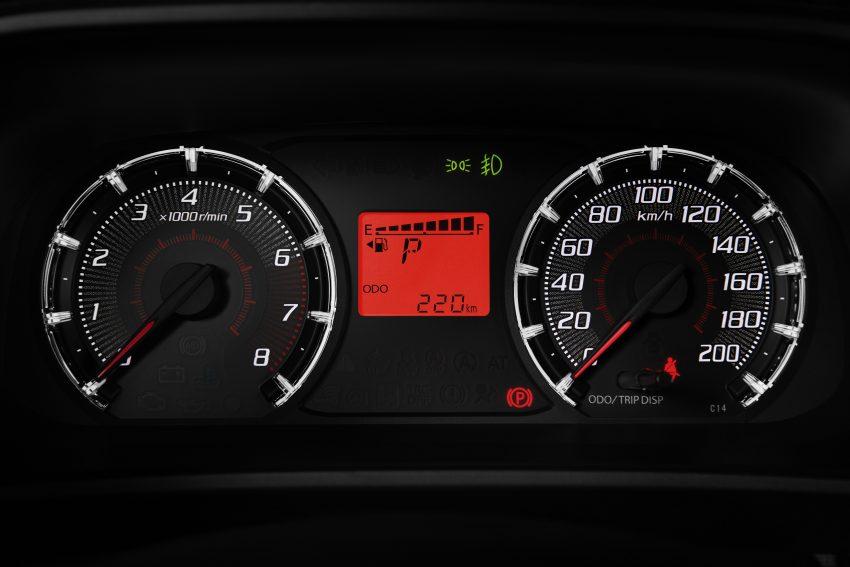 2020 Perodua Bezza 小改款上市, 4等级价格从3.46万起 Image #114109