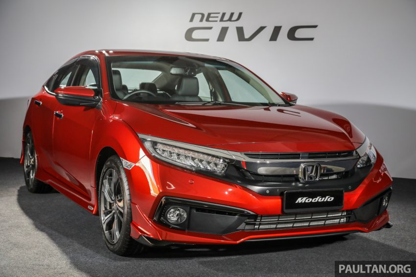 十代 Honda Civic 小改款本地价格正式公布, 从11.4万起 Image #117314