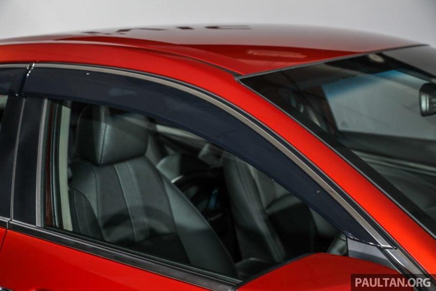 十代 Honda Civic 小改款本地价格正式公布, 从11.4万起 Image #117325