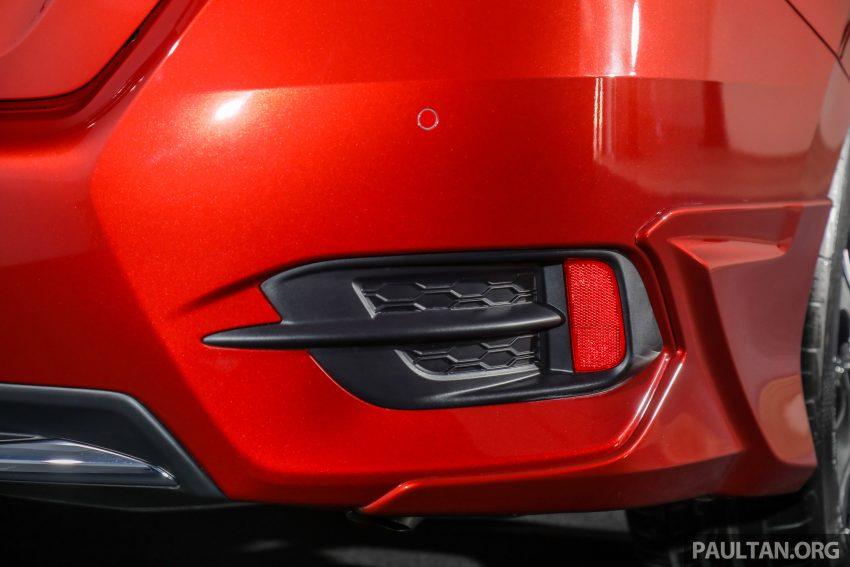十代 Honda Civic 小改款本地价格正式公布, 从11.4万起 Image #117330