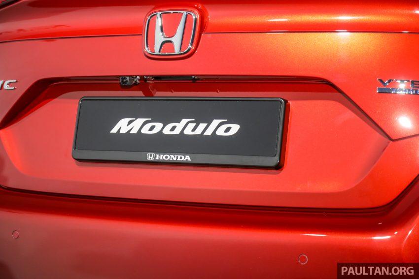 十代 Honda Civic 小改款本地价格正式公布, 从11.4万起 Image #117331