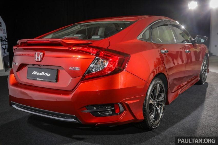 十代 Honda Civic 小改款本地价格正式公布, 从11.4万起 Image #117315
