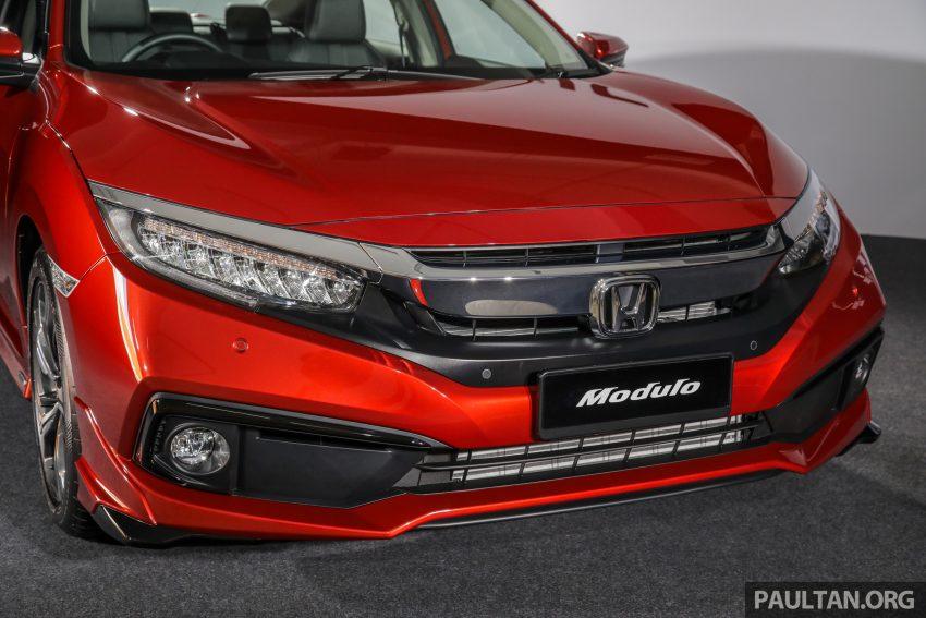 十代 Honda Civic 小改款本地价格正式公布, 从11.4万起 Image #117319