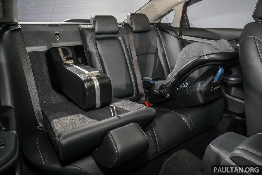 十代 Honda Civic 小改款本地价格正式公布, 从11.4万起 Image #117341