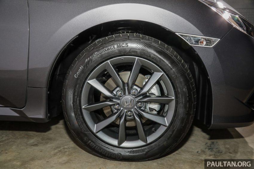 十代 Honda Civic 小改款本地价格正式公布, 从11.4万起 Image #117354