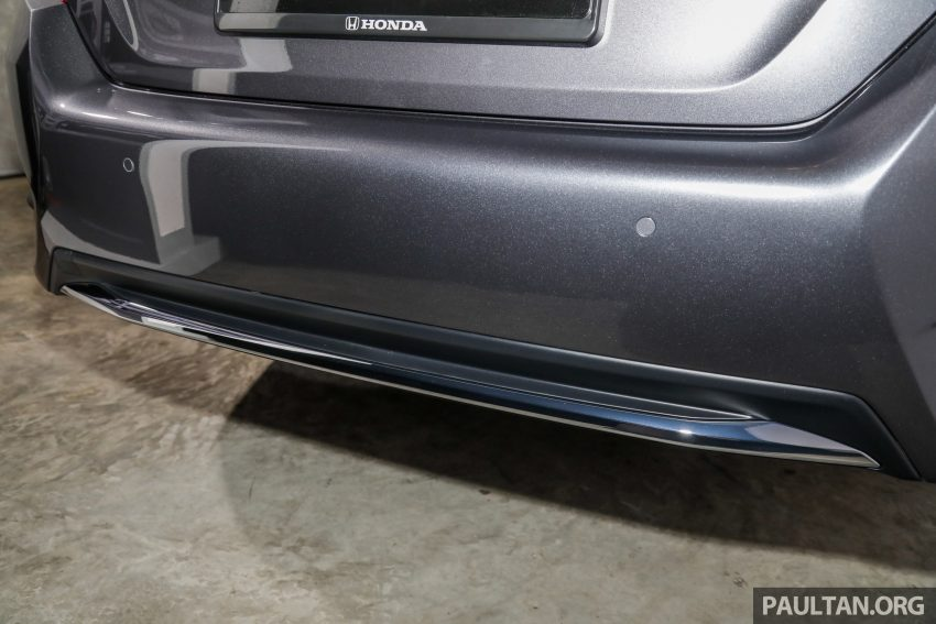 十代 Honda Civic 小改款本地价格正式公布, 从11.4万起 Image #117359