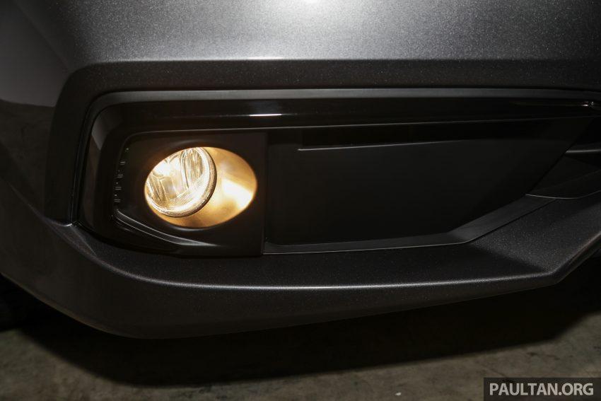 十代 Honda Civic 小改款本地价格正式公布, 从11.4万起 Image #117351