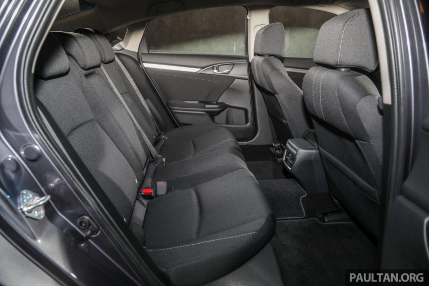 十代 Honda Civic 小改款本地价格正式公布, 从11.4万起 Image #117383