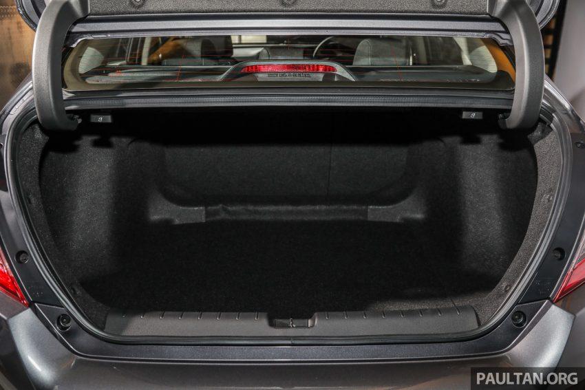 十代 Honda Civic 小改款本地价格正式公布, 从11.4万起 Image #117387