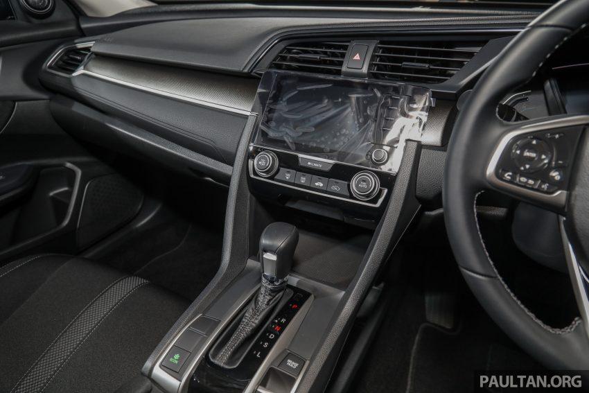 十代 Honda Civic 小改款本地价格正式公布, 从11.4万起 Image #117369