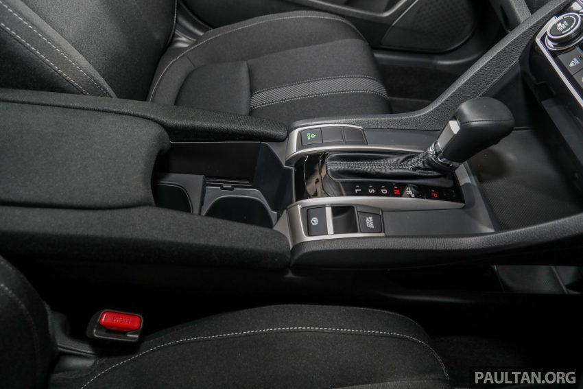 十代 Honda Civic 小改款本地价格正式公布, 从11.4万起 Image #117370