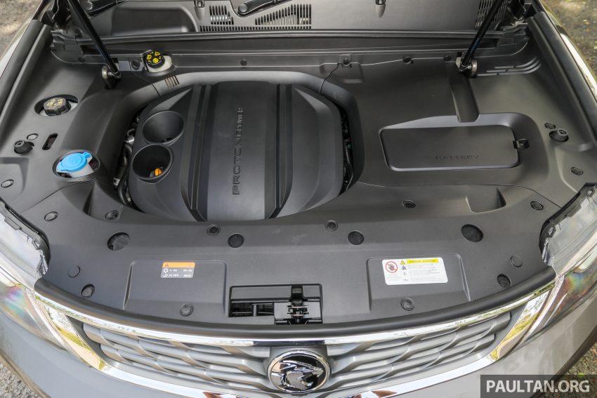 2020 Proton X70 CKD正式开售,4个等级售价从9.5万起 Image #115679