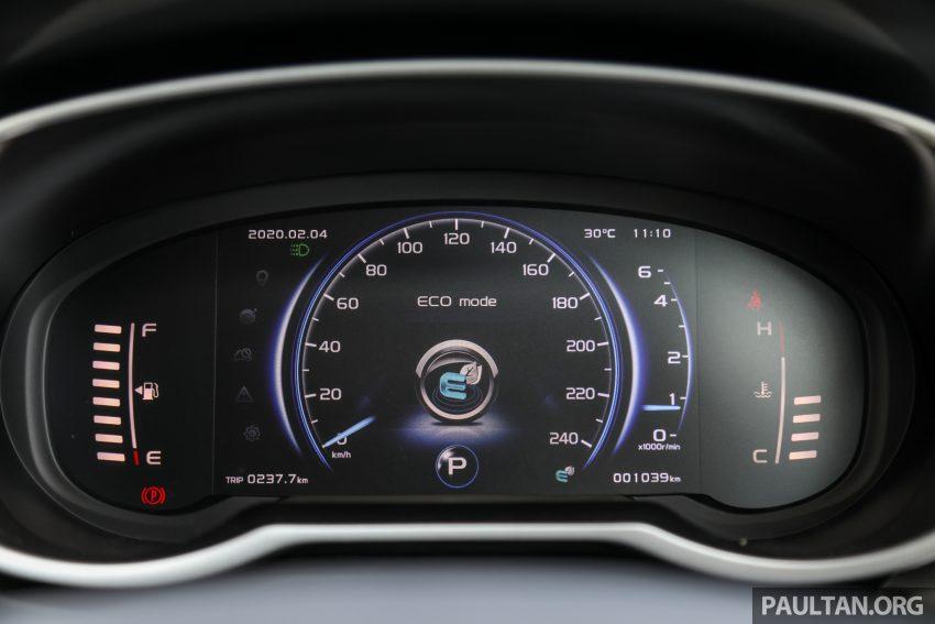 2020 Proton X70 CKD正式开售,4个等级售价从9.5万起 Image #115684