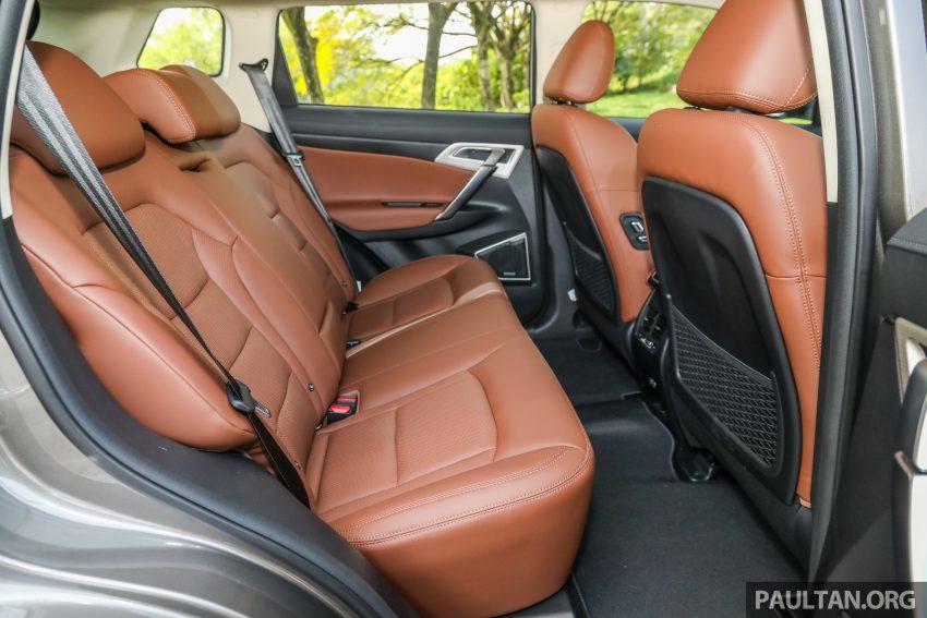 2020 Proton X70 CKD正式开售,4个等级售价从9.5万起 Image #115721