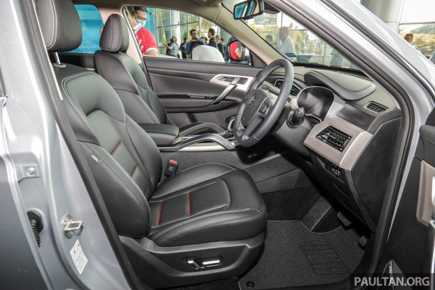 2020 Proton X70 CKD正式开售,4个等级售价从9.5万起 Image #116085