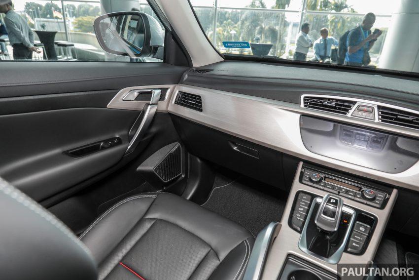 2020 Proton X70 CKD正式开售,4个等级售价从9.5万起 Image #116079