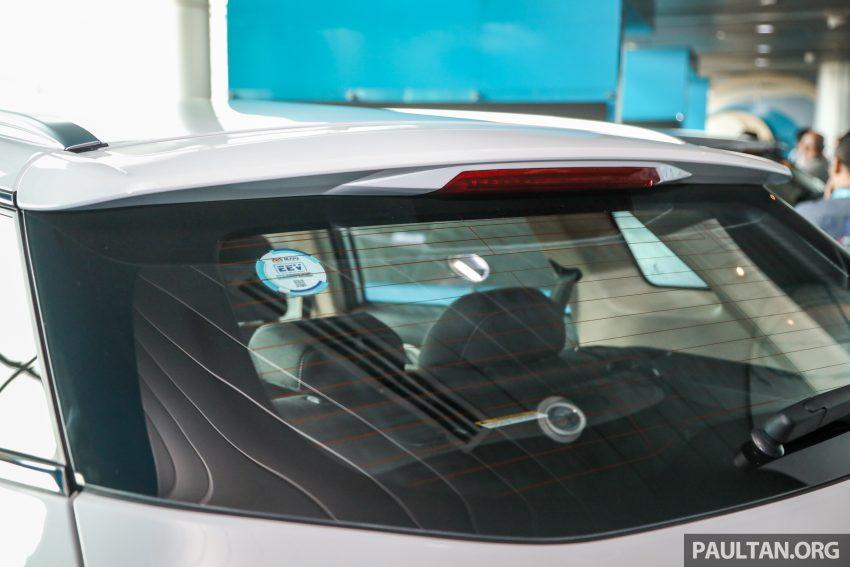 2020 Proton X70 CKD正式开售,4个等级售价从9.5万起 Image #116025