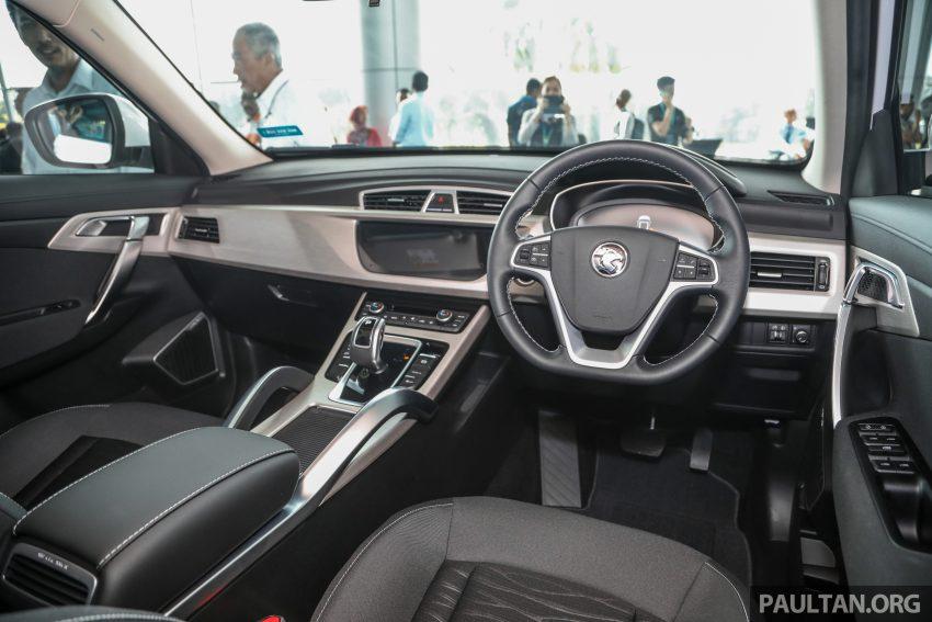 2020 Proton X70 CKD正式开售,4个等级售价从9.5万起 Image #116043