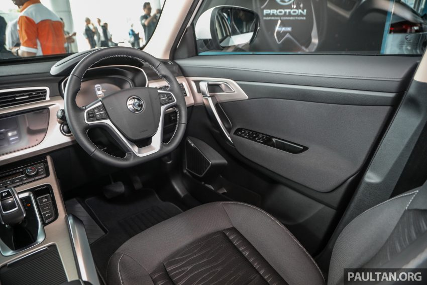 2020 Proton X70 CKD正式开售,4个等级售价从9.5万起 Image #116044