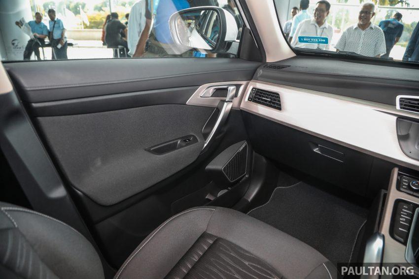 2020 Proton X70 CKD正式开售,4个等级售价从9.5万起 Image #116045