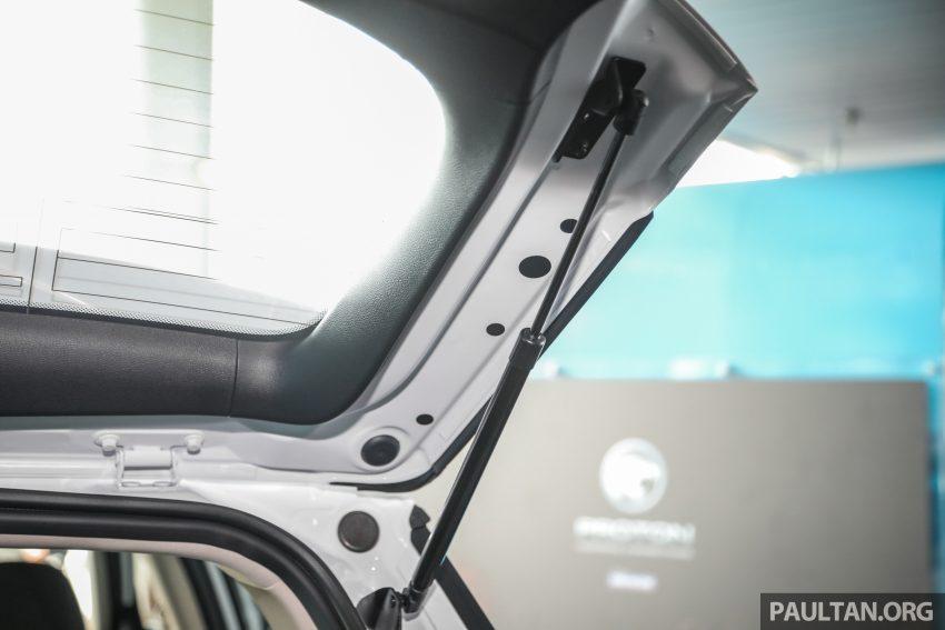 2020 Proton X70 CKD正式开售,4个等级售价从9.5万起 Image #116059