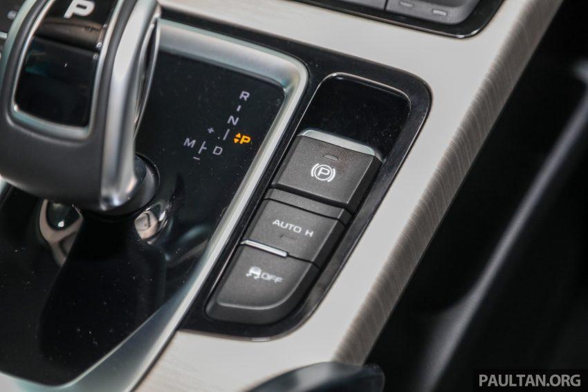 2020 Proton X70 CKD正式开售,4个等级售价从9.5万起 Image #116036