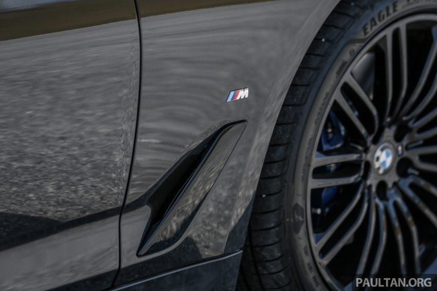 新车试驾: BMW 530e M Sport, 外观升级价格依然合理 Image #116592