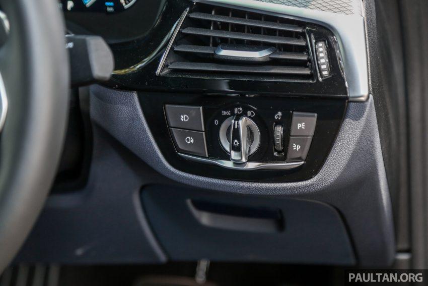 新车试驾: BMW 530e M Sport, 外观升级价格依然合理 Image #116636