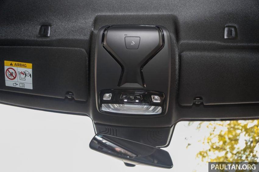 新车试驾: BMW 530e M Sport, 外观升级价格依然合理 Image #116637