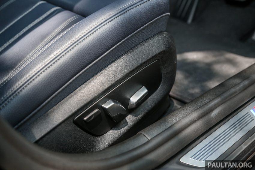 新车试驾: BMW 530e M Sport, 外观升级价格依然合理 Image #116646