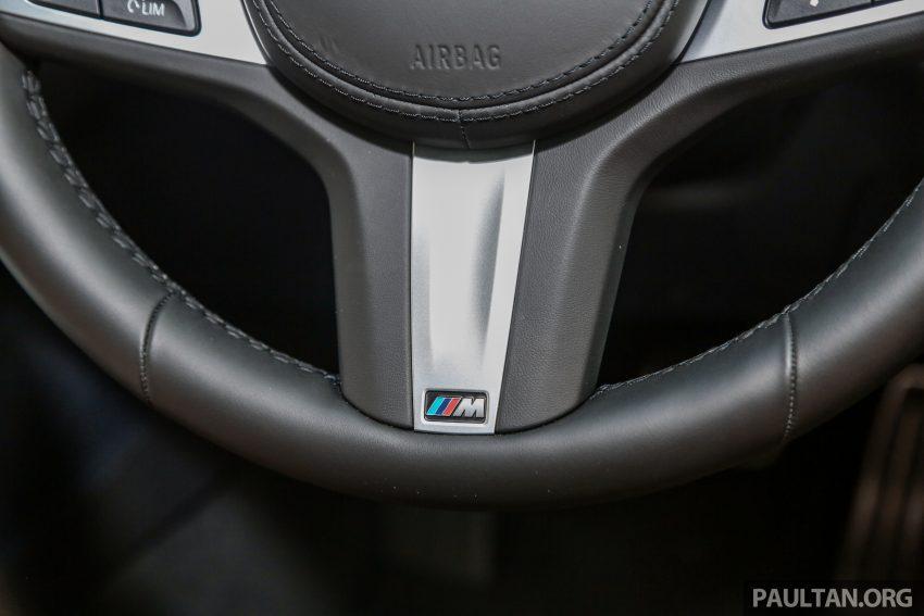 新车试驾: BMW 530e M Sport, 外观升级价格依然合理 Image #116612