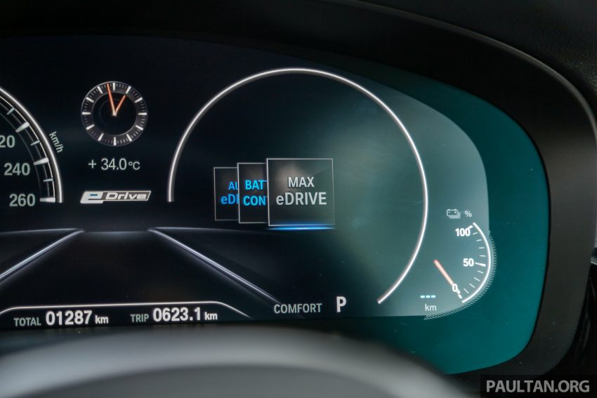 新车试驾: BMW 530e M Sport, 外观升级价格依然合理 Image #116614