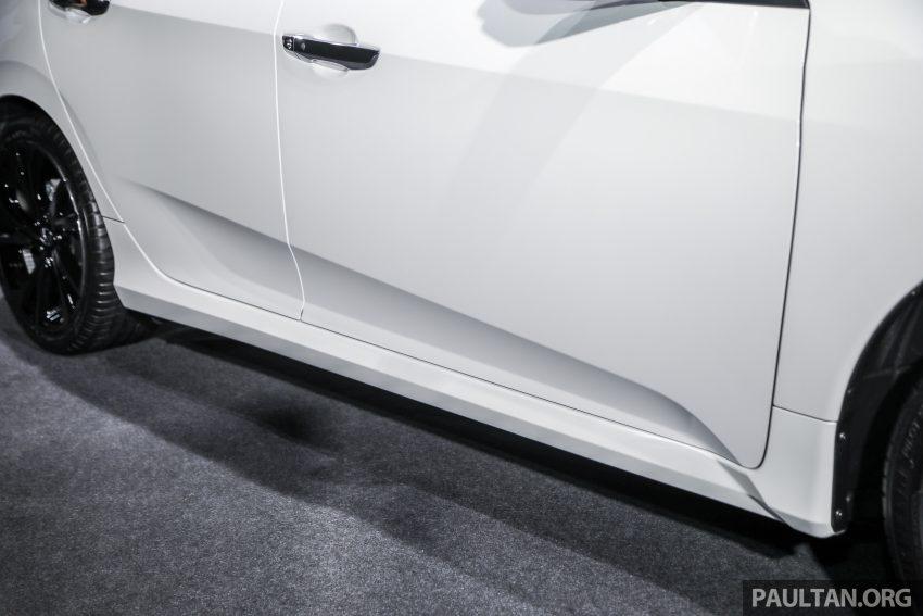 十代 Honda Civic 小改款本地价格正式公布, 从11.4万起 Image #117269