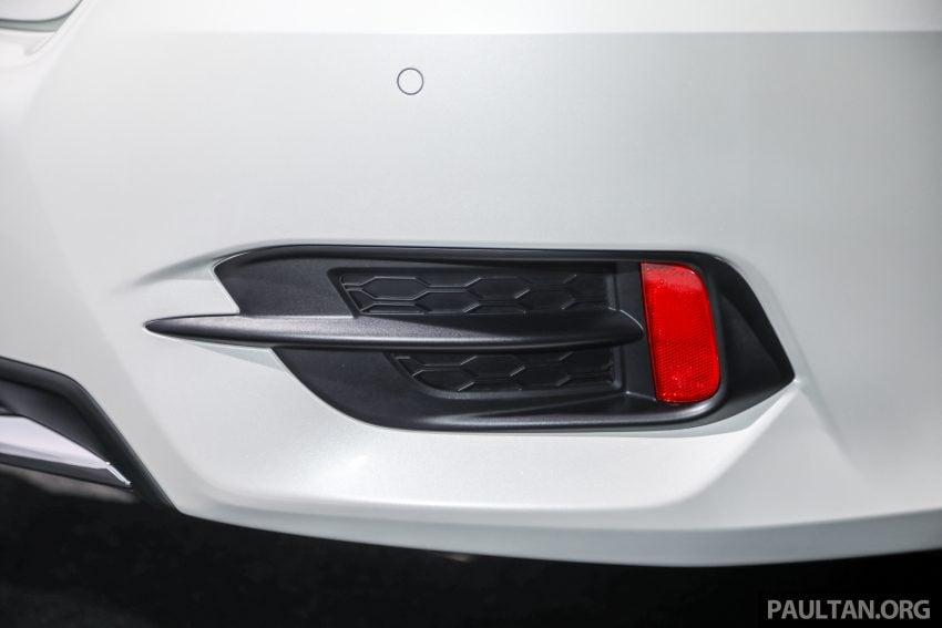 十代 Honda Civic 小改款本地价格正式公布, 从11.4万起 Image #117273