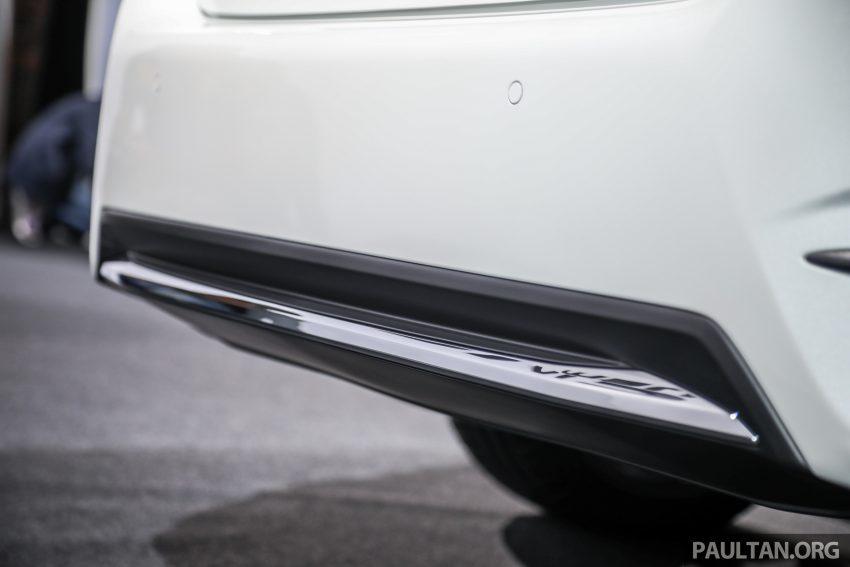 十代 Honda Civic 小改款本地价格正式公布, 从11.4万起 Image #117274