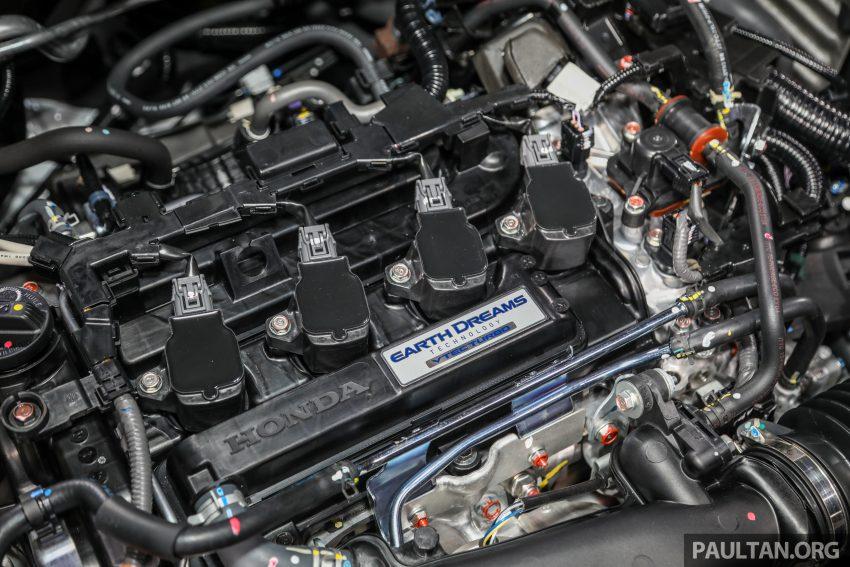 十代 Honda Civic 小改款本地价格正式公布, 从11.4万起 Image #117277